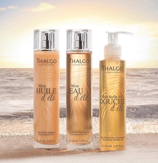 Sommerkampanje fra Thalgo