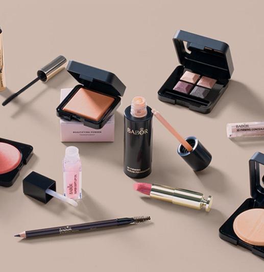 Ny make-up fra Babor